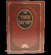 מאור ישראל בודד